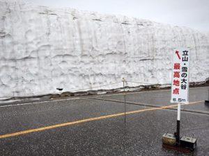 snow-wall